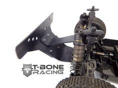 T-BONE RACING SC BASHER REAR BUMPER - TEKNO SCT410