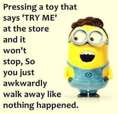 30 Funny Minion Quotes