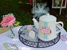 Tea Pot for a little girls Tea Party