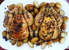 Greek Roast Chicken - The Londoner