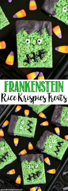 Frankenstein Rice Kr