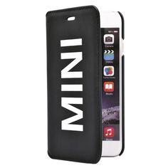 MINI COOPER FUNDA BOOKTYPE VYNIL MAT IPHONE 6 4.7 PULGADAS