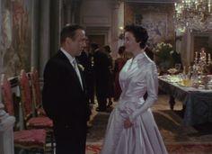 Las hermanas FONTANA diseñaron los fabulosos vestidos de Ava Gardner en La condesa descalza ( The Barefoot Contessa, 1954).