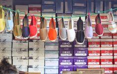 Alpercatas espanholas - spanish shoes