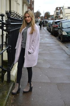 Transition to Spring // SS16 Street Style Outfit