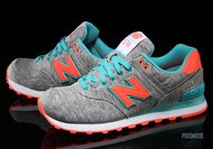 "New Balance Women's 574 ""Glitch Pack."" Just got these cuties!"