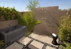 #KHOV_West | #KHOV_AZ | Line K at Pinnacle Peak Place | The AAD - Outdoor Bathroom