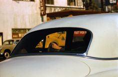 ERNST HAAS, NY 1952