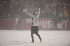 19 Breathtaking Photos From The US Men's Soccer Blizzard Match