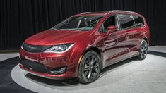 2020 Chrysler Pacifica pricing set: Here's how Voyager and Pacifica lineups compare Pacifica Minivan, Chrysler Voyager, Black Door Handles, Chrysler Pacifica, Grand Caravan, Black Doors, Entry Level, Fiat, Dodge