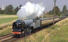 Build in 2008: the A1 4-6-2 Tornado class steam engine.