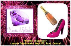 From the Women of Splendor 2012 Tele-Bration!