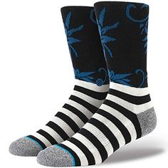 Stance Mens Smoothie Socks  Black  LargeXLarge -- Read more  at the image link.Note:It is affiliate link to Amazon.