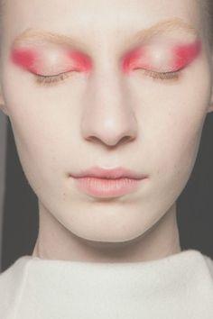 Hot Pink Eyes