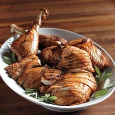 Michael Voltaggio's Sous Vide Turkey | Williams-Sonoma