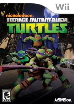 Teenage Mutant Ninja Turtles - Nintendo Wii Activision http://www.amazon.com/dp/B00DWXV074/ref=cm_sw_r_pi_dp_x3Apwb0JS82AS