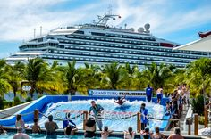 A cruise stop in Grand Turk is a great day to kick back and relax.  There are never more than 2 cruise ships in port on any given day and there are numerous things that are all within walking distance of the pier.  Here are a few options for you to consider for your next cruise to Grand Turk. Beac…