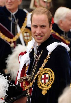 Prince William : Graduation from Cambridge University.