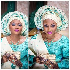 Hausa bride from Nigeria. ~Latest African Fashion, African women dresses, African Prints, African clothing jackets, skirts, short dresses, African men's fashion, children's fashion, African bags, African shoes ~DKK