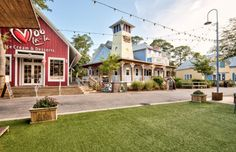 The shops at the Village are conveniently located for you to do a bit of shopping while staying with My Vacation Haven!