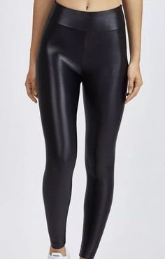 f85d075c5ce7d koral active wear Lustrous High Rise legging black Large #fashion #clothing  #shoes #