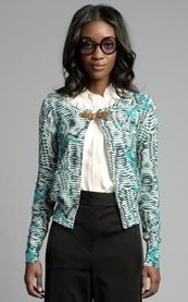 Tracy Reese. Bold enough to stand up against discrimination on the runway