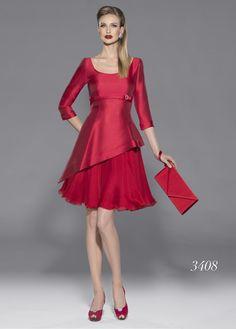 Modelo 3408   colección primavera-verano de Teresa Ripoll
