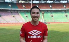 Mantan Pemain Espanyol dari Indonesia Kini Merayakan Imlek di Jakarta