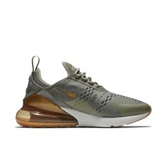 d7e07b63f Nike Air Max 270 Women's Shoe - Green Nike Trainers, Tenisky Adidas, Nike  Air