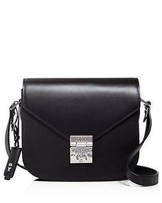 009f61685d307 MCM Patricia Shoulder Bag Handbags - Bloomingdale's