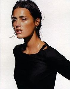 Yasmin Le bon: Marie Claire Germany, Sept 1990