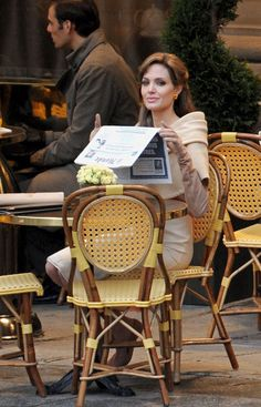 Metropolitan Museum - Handcrafted French Bistro chairs by Maison ...
