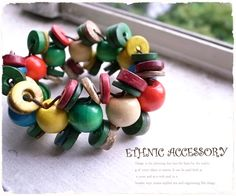 Ethnic bracelet   This product is hand-made, which basically means each piece is unique. 【Japanese general store】 【A mail order site 「onewhang」 】 Ethnic Fashion エスニックファッション ブレスレットの新作です(*^▽^*)ノ エスニックファッションで可愛い ですよね~アジアン雑貨ならONEWHANG(ワンワン)で♪