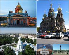 St. Petersburg Tourist Spots