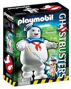 Venkman et Terror Dogs PLAYMOBIL/® Ghostbusters/™ set en 3 parties 9222 9223 9224 Slimer avec stand de Hot-Dog Spengler et spectres