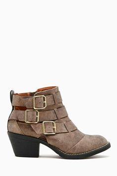 Report Aydin Boot - Brown