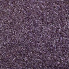 Kingsmead Carpets Joyous Plum 100% Everlon Polypropylene Purple Felt Backed Twist Carpet