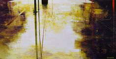 "Saatchi Art Artist Zin Lim; Painting, ""Land#11"" #art"