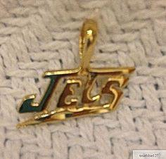 Hawks Seattle Seahawks Team Name Necklace Pendant 24k Gold Plated Fan Jewelry