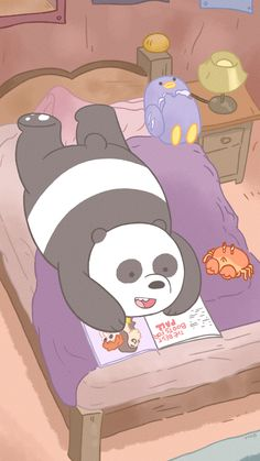 43 Ideas For Wall Paper Cartoon Panda