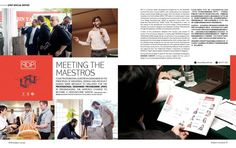 A press report about familiarisation trip#1 / speech #PDP - professional Designers Programme - #MALAYSIA