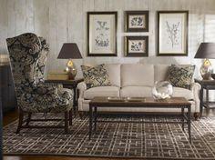 Highland House   Baldwin Sofa   4224 82