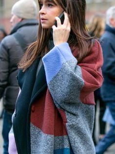 hold the phone. Mira calling. London. #MiroslavaDuma