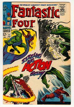 Fantastic Four 71