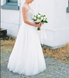 Maggie Sottero Esme Wedding Dress $750