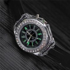 Silicone LED Luminous Fashion Ladies Outdoor Watch Women's Men colorful Sports WristWatches Men Watch Clocks Relogios MasculinoClasp Type: BuckleStyle: Fashion & CasualWater Resistance Depth: No waterproofFeature: Shock Resistant,Luminous,Back Light Best Kids Watches, Cool Watches, Watches For Men, Wrist Watches, Rolex Watches, Smartwatch, Apple Technology, Led Watch, Skeleton Watches