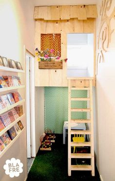 15 Awesome Reading Nooks for Kids More
