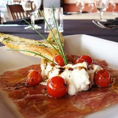 Tuttimangia, one of the best restaurants in Claremont, has an enticing menu that focuses primarily on grilled meats, fresh seafood, pastas and decadent desserts.  In addition to fabulous fare in a comfortable cosmopolitan setting, they also have a Wine Spectator award winning wine list of over 250 wines and a Martini bar that will add the finishing touches to a gastronomic dining experience.