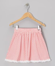 A row of frills bring the best out of this skirt's design. Simple to slip into and vintage-inspired, it has an elastic waistband along with a classically girlish cut. 100% cottonMachine wash; hang dryImported