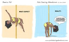 The Janeiro | 11 Reasons Why Pole Dancing Is Not As Easy As It Looks.